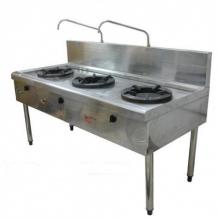 Bếp inox công nghiệp