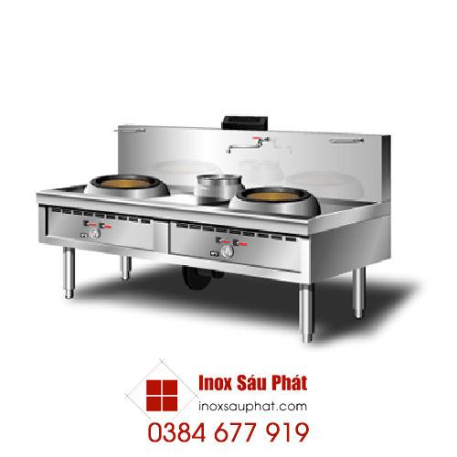 Hình ảnh sản phẩm bếp inox công nghiệp Inox Sáu Phát - cửa hàng inox các loại
