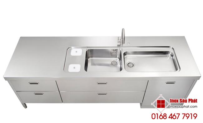 Dịch vụ làm tủ inox theo yêu cầu ở TPHCM - Inox Sáu Phát
