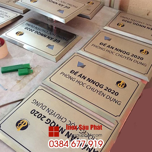 Xưởng gia công inox ở TPHCM giá rẻ - Inox Sáu Phát.